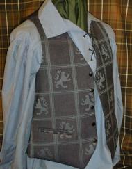 lion waistcoat